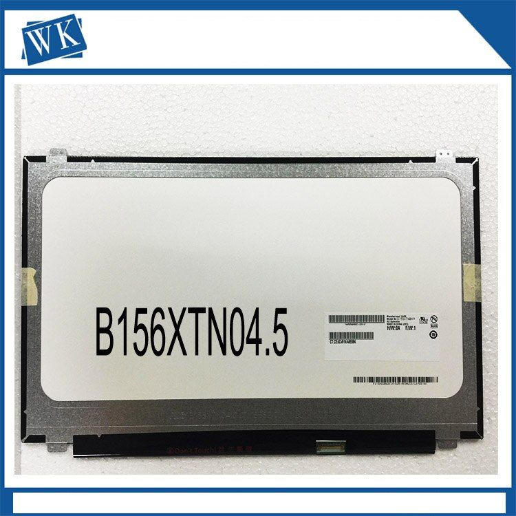 Free Shipping B156XTN04.5 B156XTN04.6 LP156WHB-TPA2 N156BGE-E32 B156XW04 V.8 V.7 LP156WHU TPA1 N156BGE-EB1-E41 EA2 E31 30-pin