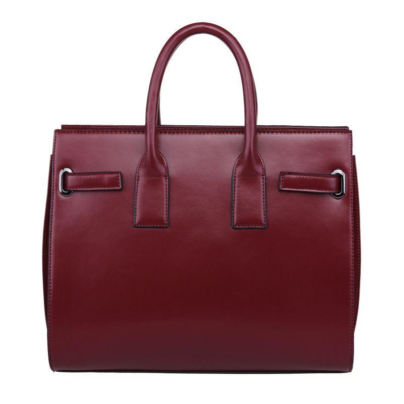top quality fashion women CLASSIC BABY <font><b>SHOULDER</b></font> BAG women handbag genuine leather tote bag