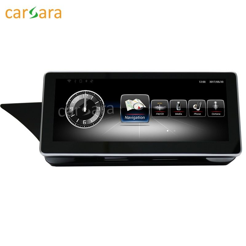 Android display for Benz E Class W212 sedan 2010-2012 10.25