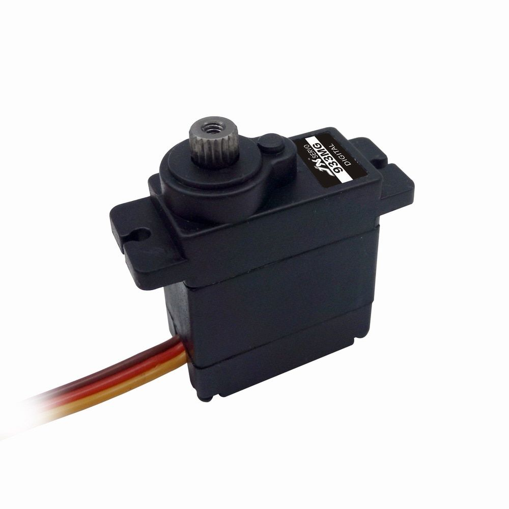 Superior Hobby Jx servo PDI-933MG 12g 3.3kg large full metal digital servo