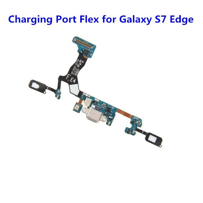 Genuine New Charging Port Flex for Samsung Galaxy S7 Edge G935 G935F USB Dock Connector Flex Cable Ribbon Replacement Part