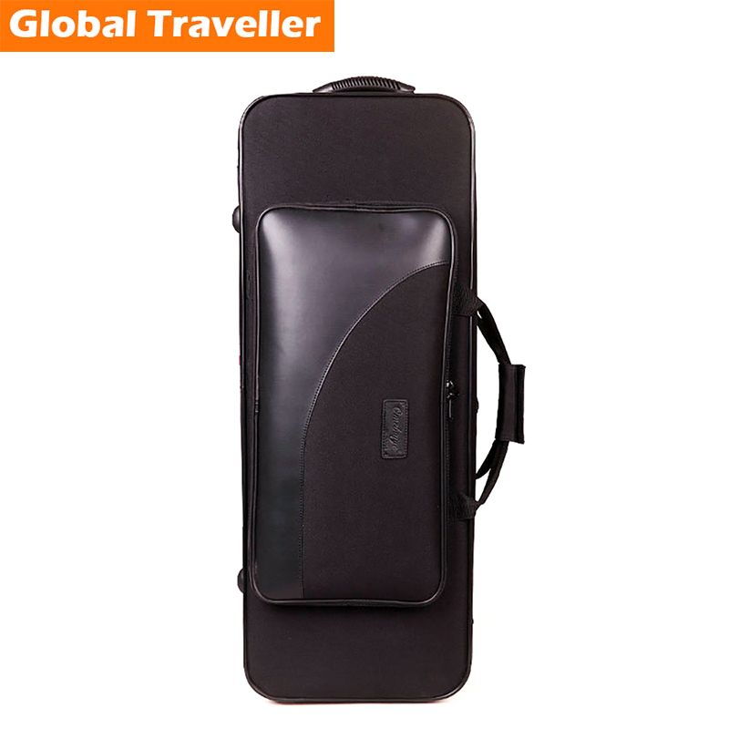 1 piece professional portable aterproof & anti pressure protection (Bb) Tenor Sax Case Bag Backpack for Saxophone use
