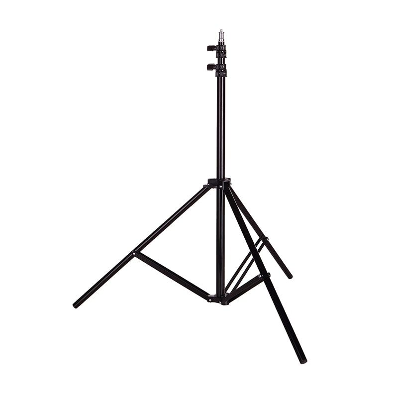 Photography Studio Adjustable 200CM(79in) Light Stand Photo Tripod With 1/4 Screw Head For Flash Umbrellas Reflector Lighting