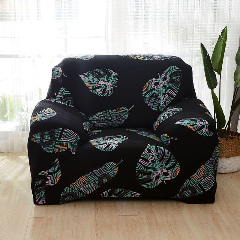 Housses de canapé rouge housse de canapé tout compris anti-dérapant sectionnel housses de canapé pour salon housse de canapé élastique 1/2/3/4 places