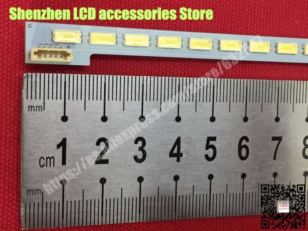 46EL300C 46-LEFT LJ64-03495A LTA460HN05 1PCS=64LED 570MM original 100% Product appearance is the same as the picture