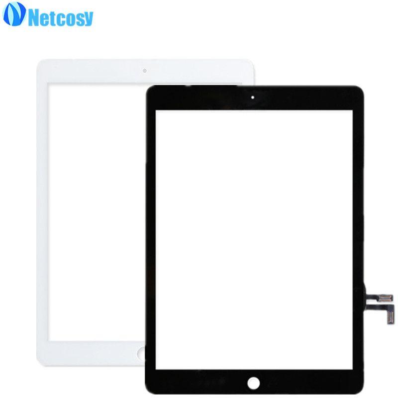 Netcosy Écran Tactile Digitizer Avant Écran Tactile Lentille En Verre pour iPad Air/5 Écran Tactile de Remplacement De Rechange Pièces TP Accessoires