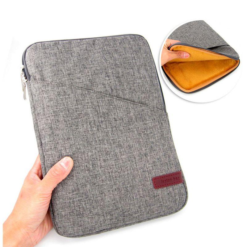 Étuis pour iPad Air 10.5 2019 étui antichoc tablette manchon sac pochette couverture pour iPad Pro 11 Pro 10.5 coton tablette Funda Coque