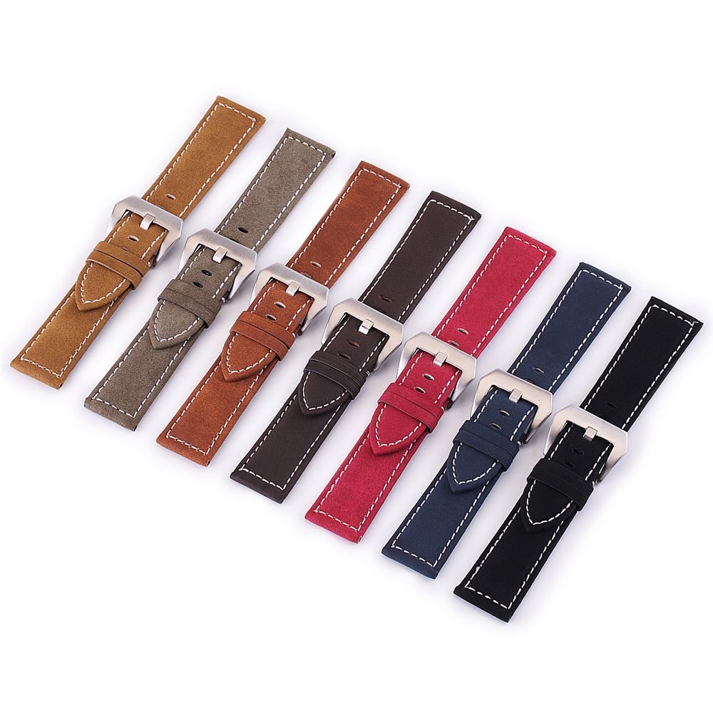 PUCATE Metal Watchband 18mm 20mm 22mm Stainless Steel <font><b>Bracelet</b></font> Watch Band Strap watch