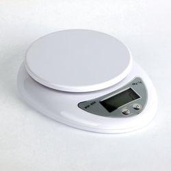 5 kg 5000g/1G digital de Cocina Comida dieta postal Básculas balance electrónico de peso cm