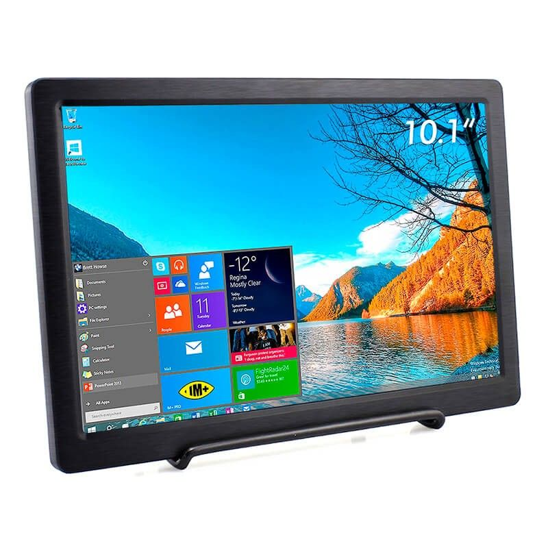 Elecrow 10.1 inch IPS 2K Portable Display Supports HDR for Raspberry Pi/ PS4/ XBOX/ NS LCD Module Screen 2560 x 1600 HDMI VGA