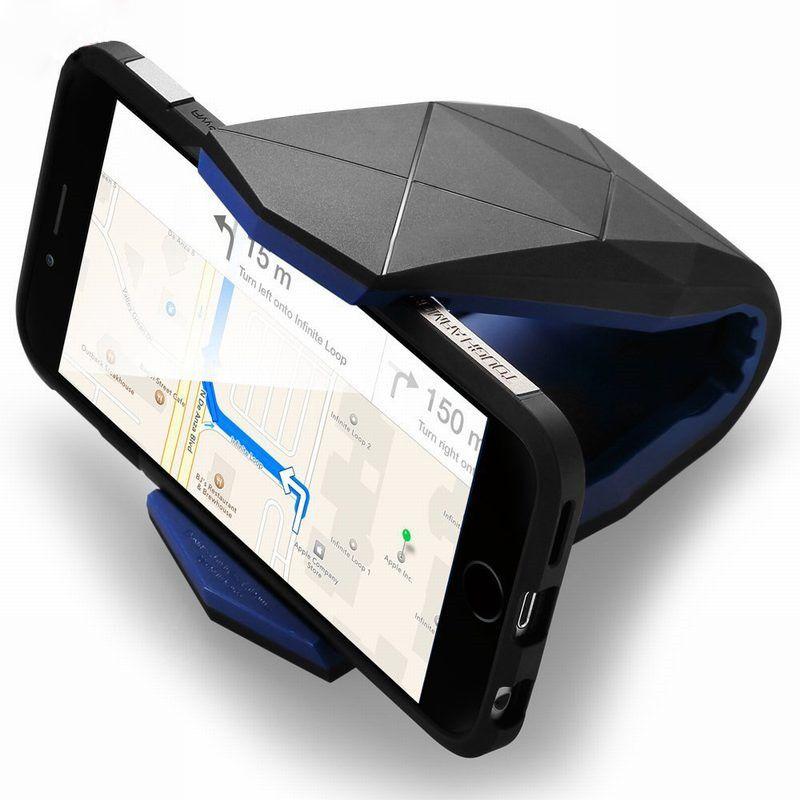 Support de téléphone pour Voiture Souple Anti Slip Mobile Téléphone GPS Support pour iphone 5 6 6s 7 plus Samsung S6 S7 Edge Xiaomi Huawei