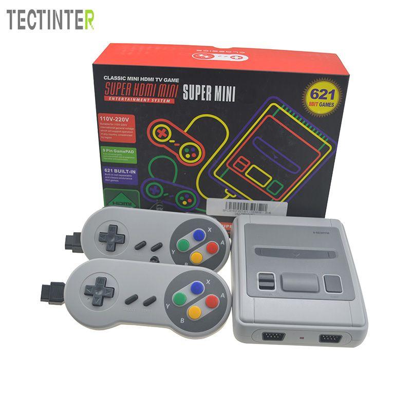 621 / 620 / 400 Games Childhood Retro Mini Classic 4K TV HDMI AV 8 Bit Video Game Console Handheld Gaming Player