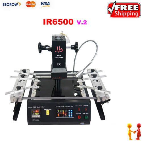 Infrarot BGA Überarbeitungsstation LY IR6500 v.2. IR Reparatursystem löten maschine Besser als IR6000