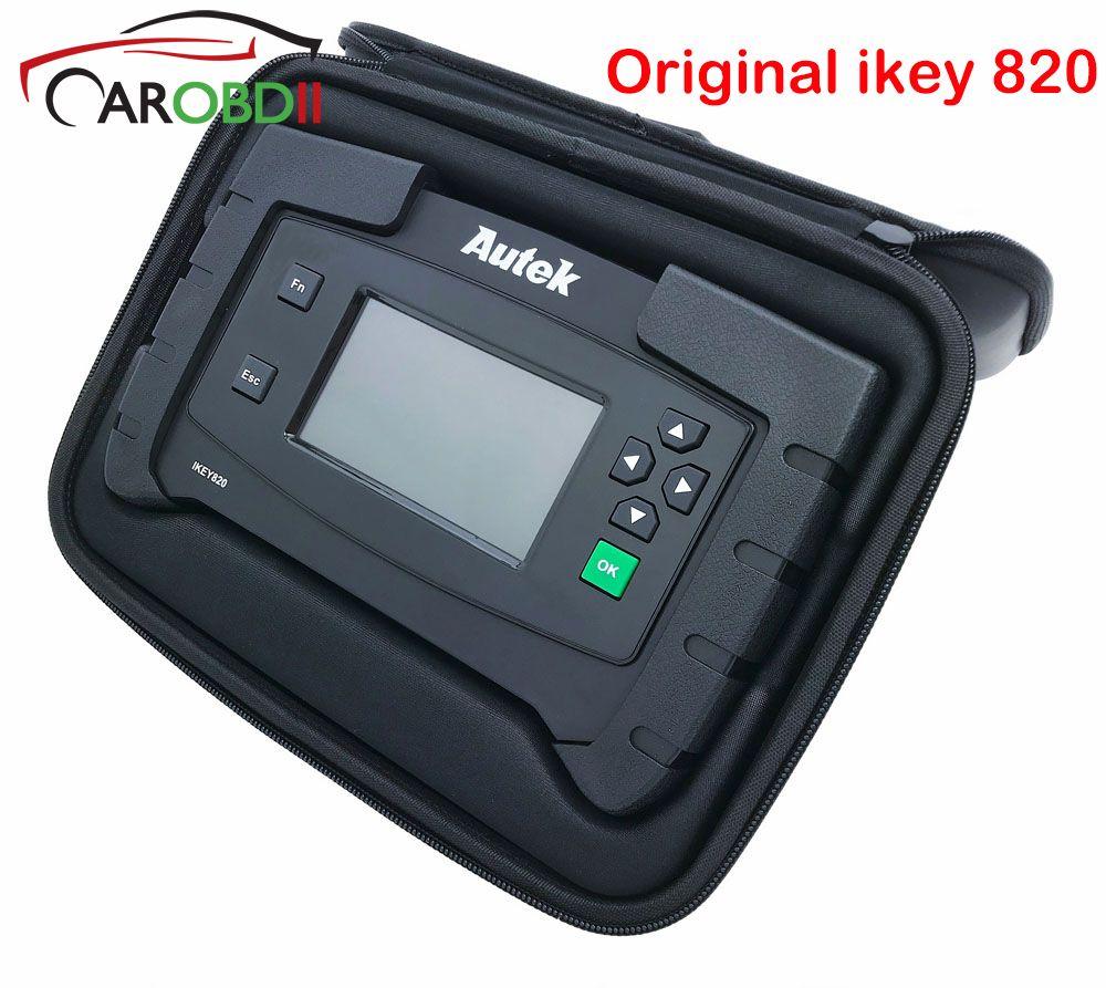 Original Auto Autek IKey820 Schlüssel Programmierer Universal Professionelle Werkzeug Auto Auto Scanner Schlüssel Programmierer Lesen Wegfahrsperre Pin-Codes