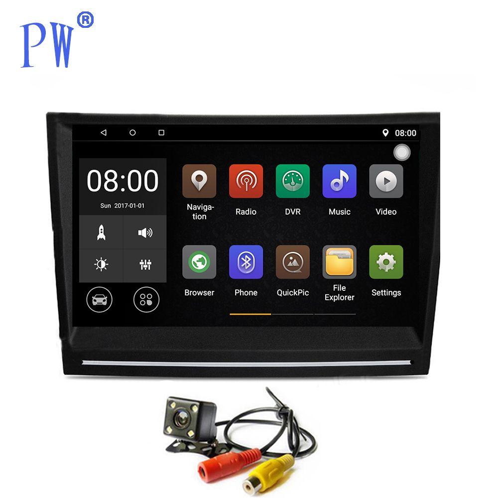 Android 7.1/8,0 Auto-Radio-Player GPS Navi für Porsche 911 997 Cayman 987 2005-2008 Boxster 987 2005 -2012 kopf Einheit Navigation