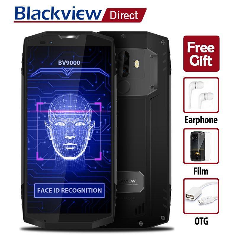 BLACKVIEW BV9000 18:9 IP68 Waterproof Smartphone 5.7