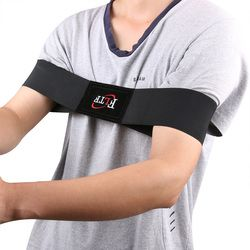 39 X 7 cm Elastic Nylon Golf Arm Posture Motion Correction Belt Golf Beginner Training Aids Durable Golf Training Equipment