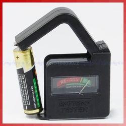 Universal 9 V AA AAA C D Bouton Batterie Tester Checker