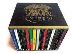 Ratu 40th Anniversary 30 CD Box Set Buklet Pabrik Disegel Penuh Koleksi Edisi Terbatas pengiriman gratis