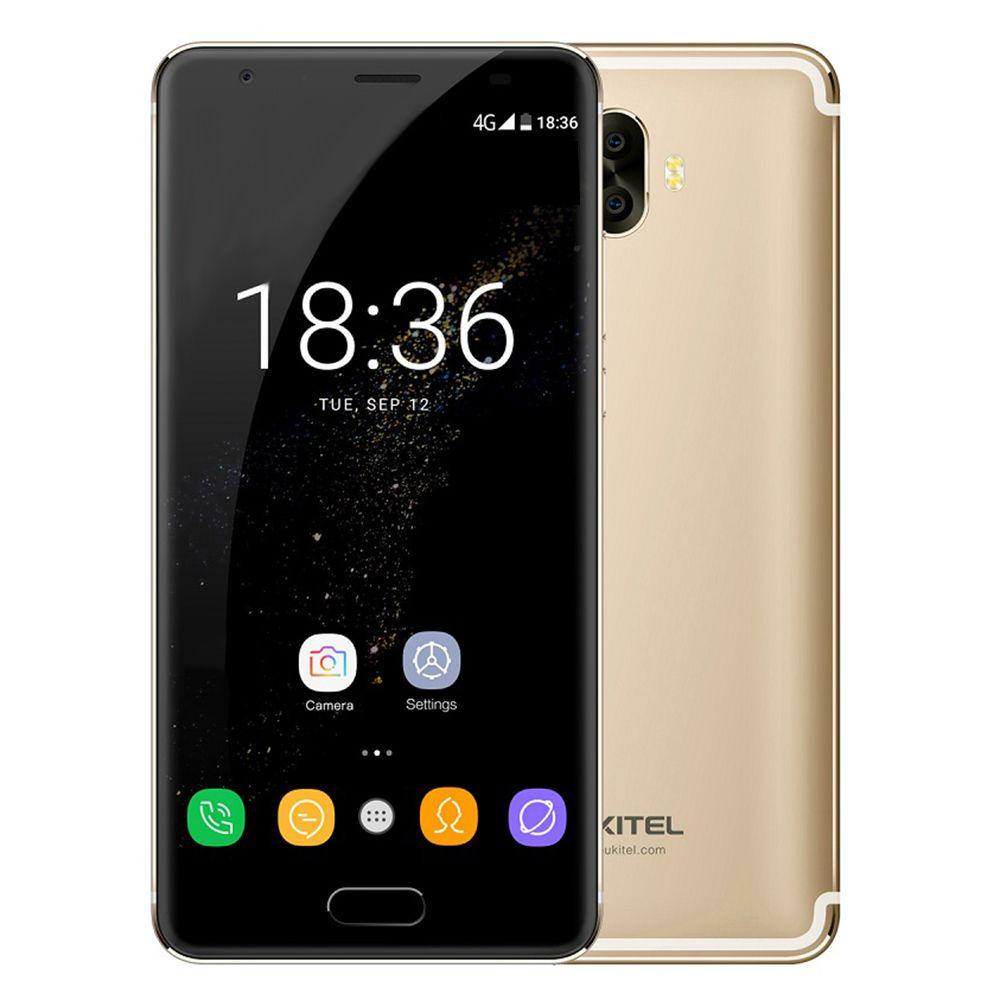 OUKITEL K8000 4G Smartphone Android 7.0 5.5 inch MTK6750T Octa Core 4GB RAM 64GB ROM 8000mAh 2.0MP + 16.0MP Rear Cameras