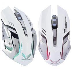 X70 2,4g ratón inalámbrico recargable Gaming Mouse óptico 2400 DPI ratones para PC portátil ordenador ergonomía Original