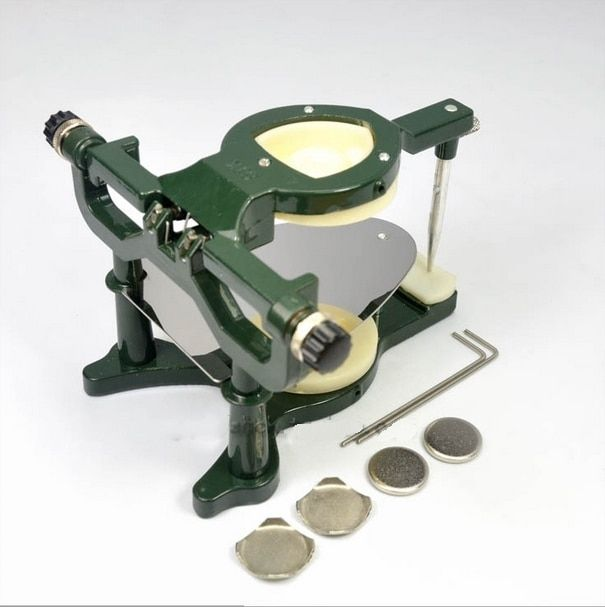 1PC Dental Large Size Anatomic magnetic articulator Dental Lab Equipment Tools for dental lab die model work