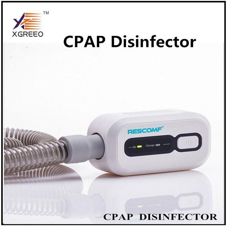 XGREEO CPAP ventilator disinfection professional ozone disinfection machine sleep apnea