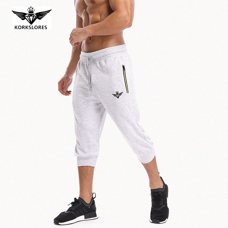 KORKSLORES Gyms Body engineers 2017 New Men <font><b>Fitness</b></font> Summer To Train Aesthetic Bodybuilding Drawstring Casual Board Shorts