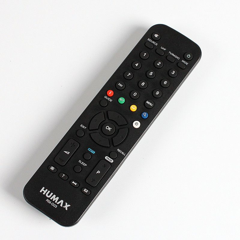 Remote Control For HUMAX Receiver RM-G03/ RM G01 / RM G08/ RM G09, Directly Use