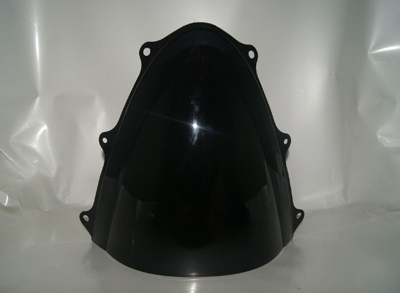 Motorcycle Double Bubble Windscreen Windshield Shield Screen For SUZUKI GSXR600 GSXR750 GSXR 600 750 2011 2012 2013 2014 2015