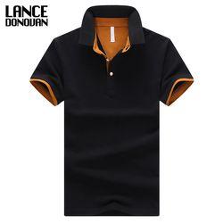 2016 D'été À Manches Courtes Polo Shirt Hommes M-4XL ASIATIQUE TAILLE 11 Solide couleur Choisir