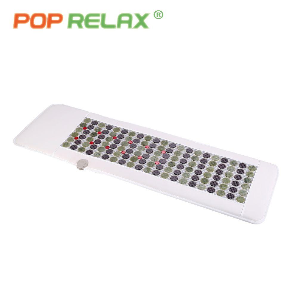 POP ENTSPANNEN Korea technologie gesundheitsmatratze magnet FIR rote LED photon lichttherapie jade turmalin heizung massage mat matratze