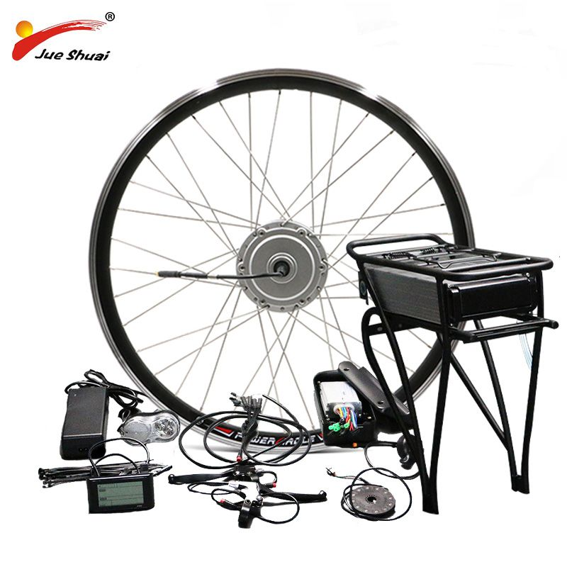 BAFANG 8fun 36 V 48 V Elektrische Bike Conversion Kit 250 W 350 W 500 W Fit für 26