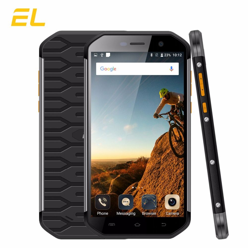 EL S60 Rugged Mobile Phone 5.5