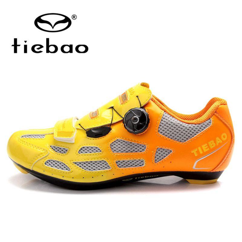 TIEBAO Professionelle Rennrad Radfahren Schuhe Männer Frauen Sportschuhe Atmungs Ausbildung Sportschuhe zapatillas