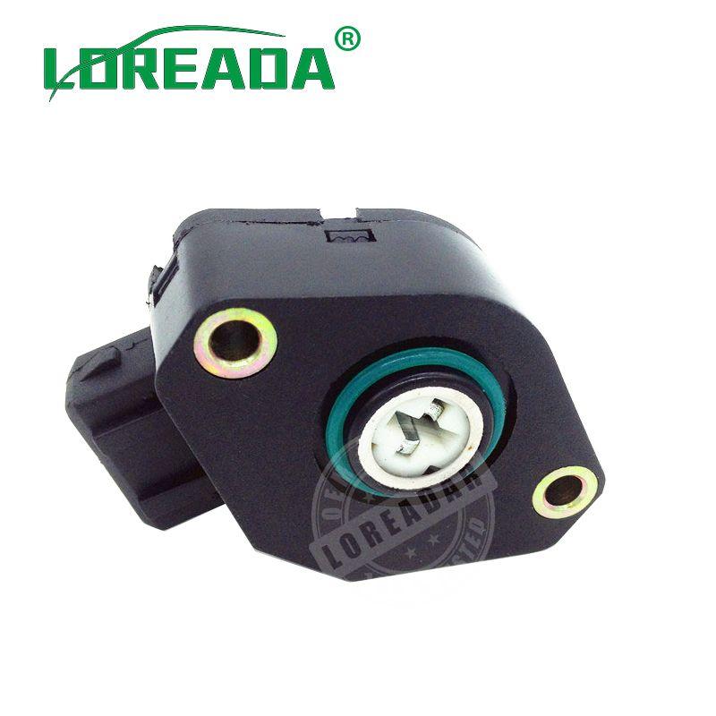 LOREADA Throttle Position Sensor For VOLKSWAGEN VW JETTA Cabrio GOLF III 2.0 GTI 16V PASSAT 1.6 CABRIO JETTA 037907385N 90706700