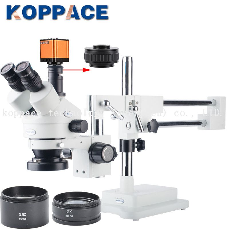 16MP Volle HD 1080 P 60FPS HDMI Elektron Industrie Digital Mikroskop Kamera handy reparatur 3.5X-90X Stereoskopischen Mikroskop