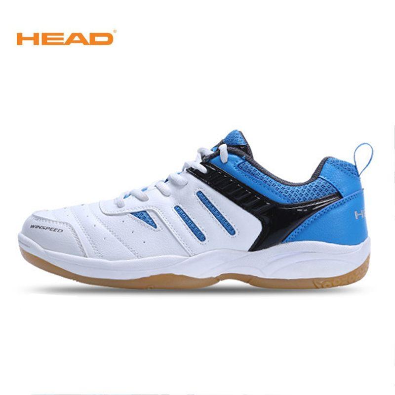 HEAD Men Original Badminton Shoes Breathable Professional Tennis Shoes Sport Sneakers Badminton Shoes For Men Women Lightweight