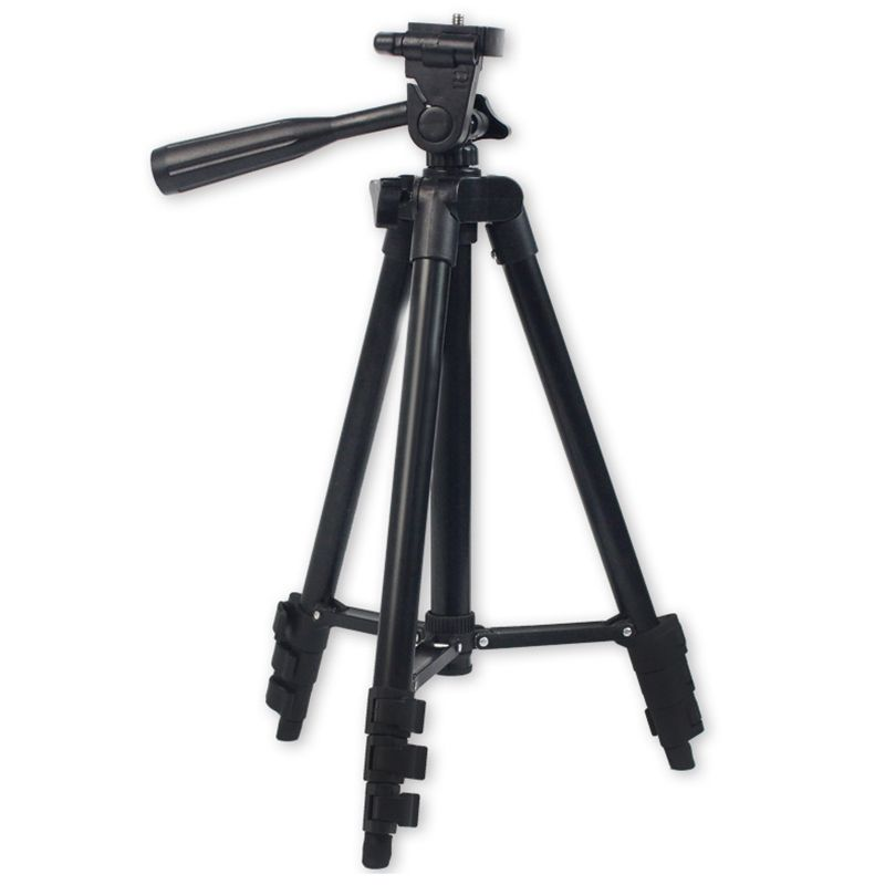 DSLR Camera Tripod Stand Photography Photo Video Aluminum Camera Tripod Stand Camera Tripod For Phone/Gopro With Bag