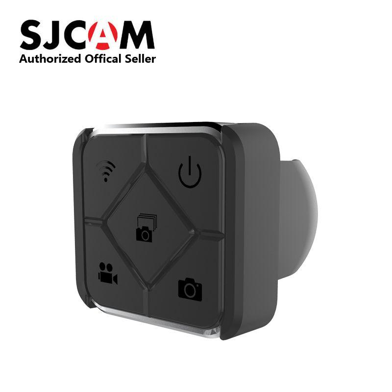 Neue Ursprüngliche SJCAM Fernbedienung Halter Halterung für SJCAM SJ6 LEGENDE M20 SJ7 Stern SJ8 Sport Kamera Action Cam