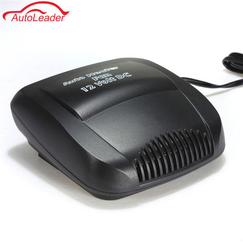 New 12V 150W Black Portable Car Heater Heating Fan Window Windscreen Defroster Demister Hot Warm Air Conditioner