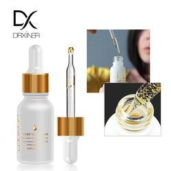 Drxiner макияж праймер масло для лица 24 k розовое золото Elixir кожи макияж масло для лица Эфирное золото масло перед грунтовкой основа