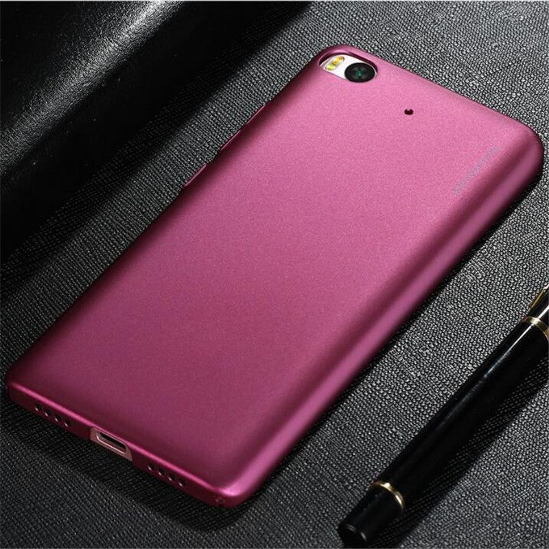 X-Level full edge covering hard case Phone Case For xiaomi 5s 5s plus mobile telephone Back Cover Case