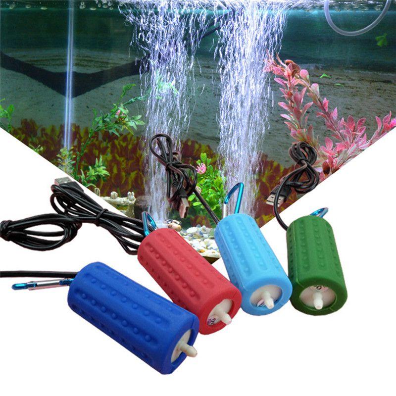 Ultra Silent Aquarium Air Pump air compressor Oxygen Airpump Single & Double Outlet 3W 220-240V US Plug Fish Tank Accessories