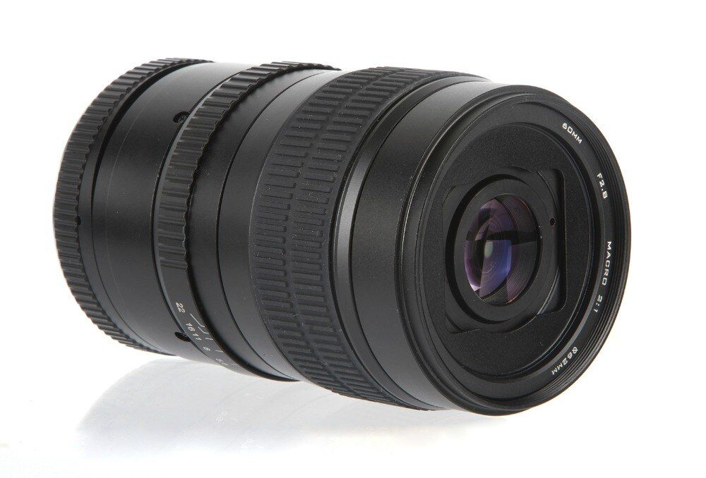 60mm f/2.8 2:1 2X Super Macro Manual Focus Lens for Sony NEX E Mount camera A7 A7II A7R A7S A6300 A6000 A5100 NEX-7/6/5/3