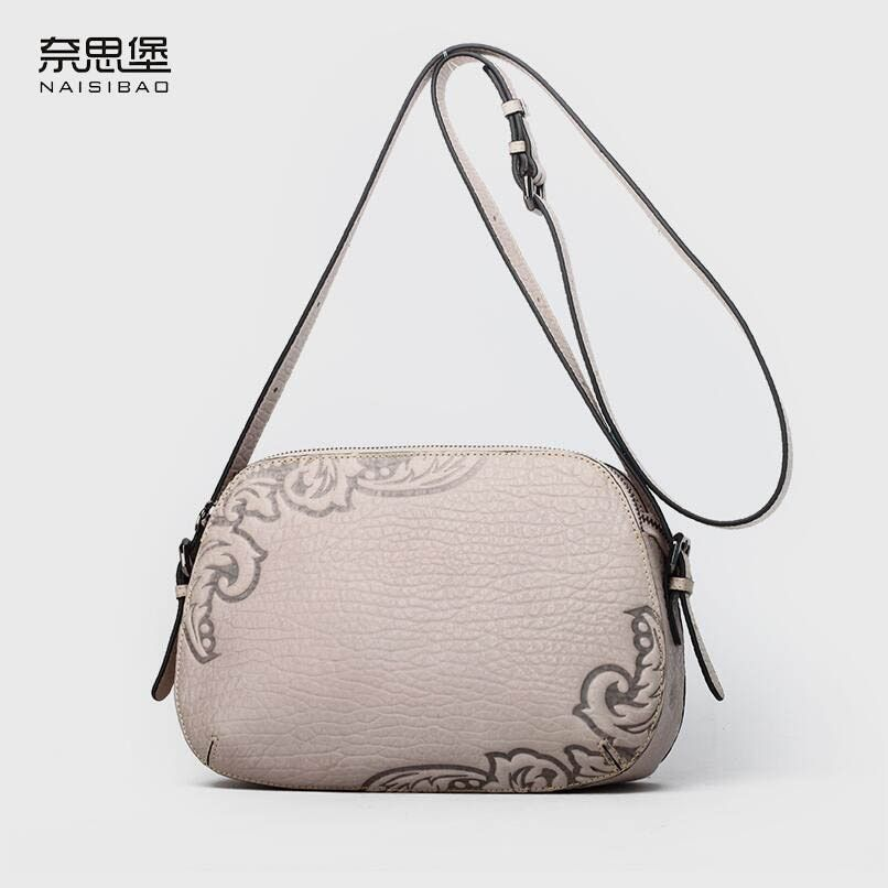 New women genuine leather handbags luxury women bags designer fashion women leather shoulder Crossbody bag superior cowhide