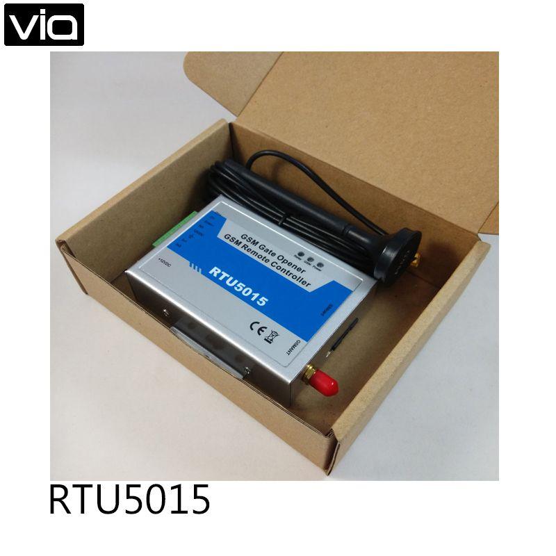 RTU5015 OBLEA Directo de Fábrica de la Alta Calidad Del Nuevo Metal Puerta GSM Puerta de Cochera hasta 999 Número Autorizado Operador Remoto Controlador