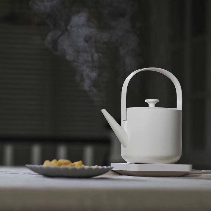 Neue Einfache Design 600 ML Kapazität Wasser Kessel 1200 W Schnelle Boiling Wasserkocher Tee Kaffee Topf mit Griff Automatische power-off