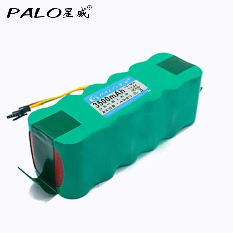 2018 Hot Sale for iRobot battery 14.4V NIMH <font><b>3500mah</b></font> High Quality Room Rechargeable Battery For X500 X580 KK8 CR120 etc