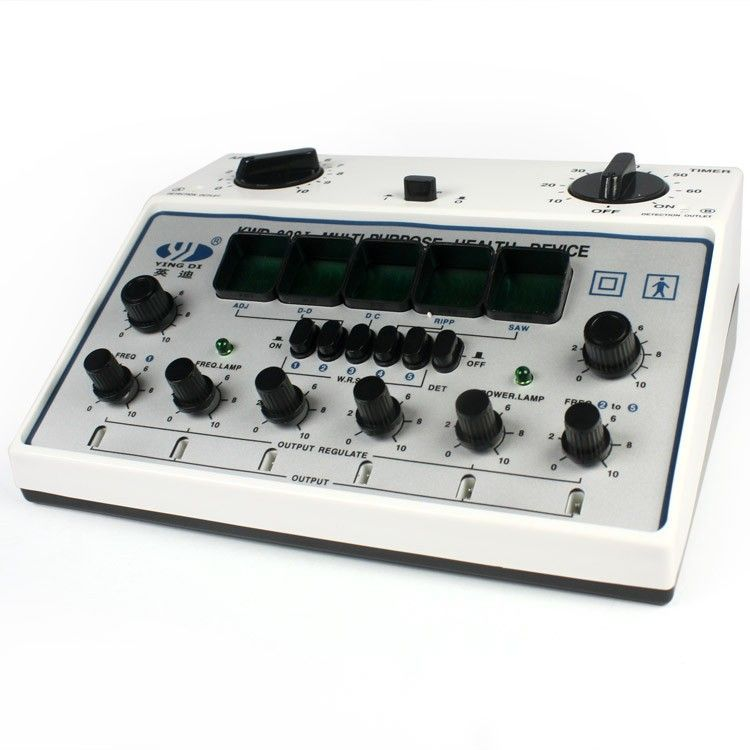 kwd808i model acupuncture stimulator machine Use for Body massage health care